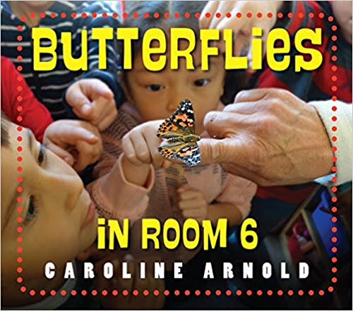 Caroline Arnold Butterfly Storytime & Book Signing