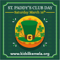 The Help Group's Kids Like Me St. Paddy's Club Day Event