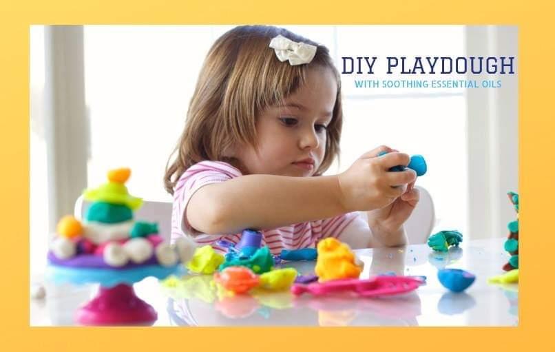 DIY Playdough Playdate