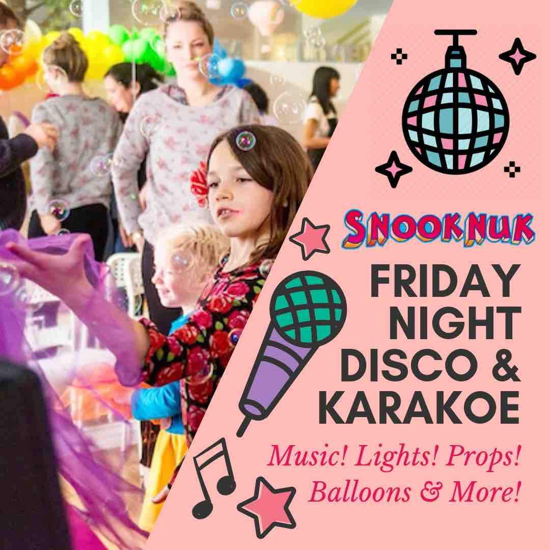 Friday Night Disco & Karaoke