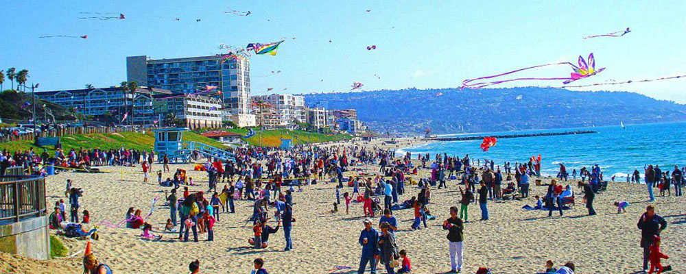 Redondo Beach Festival of the Kite