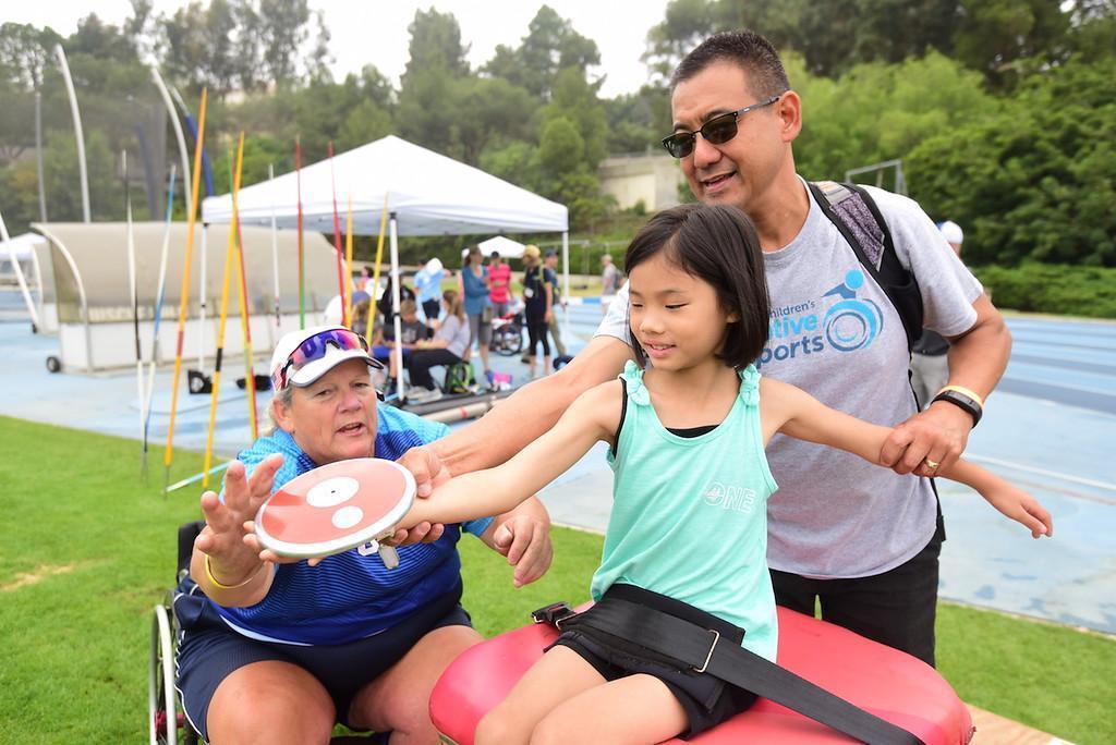 Angel City Sports Launches Adaptive Sports Equipment Loaner Program
