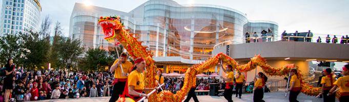 Pacific Symphony's Lantern Festival