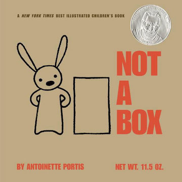Stories In The Afternoon: Not a Box