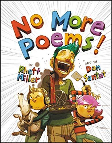 no more poems rhett miller