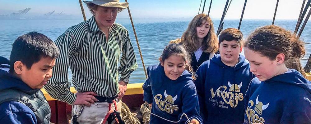 Tall Ships Visit Ventura Harbor