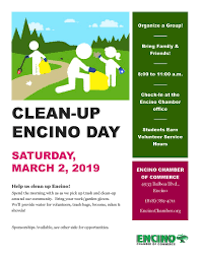 2nd Annual Clean Up Encino