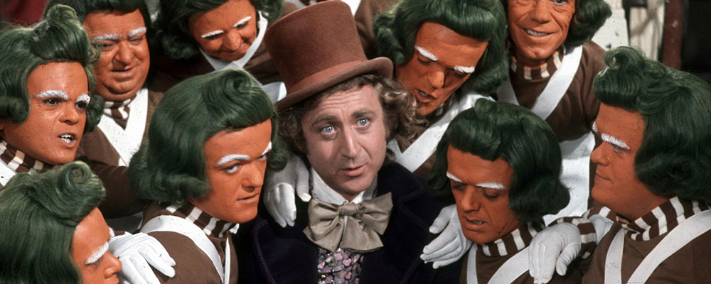 The Roadium Drive-In Presents: Willy Wonka and the Chocolate Factory