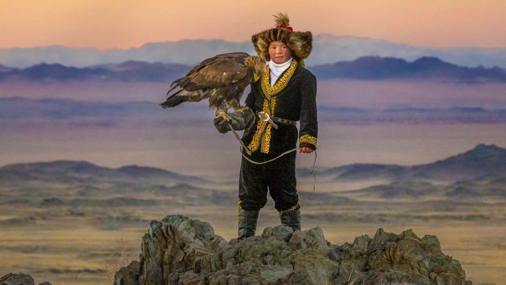 Hammer Family Flicks Film Series: The Eagle Huntress