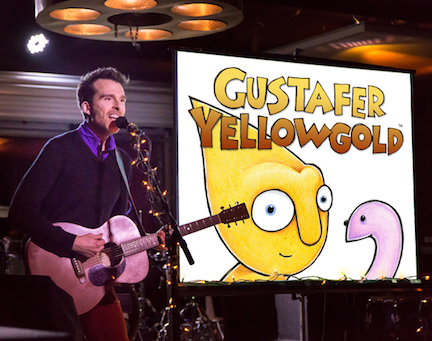Gustafer Yellowgold In Concert