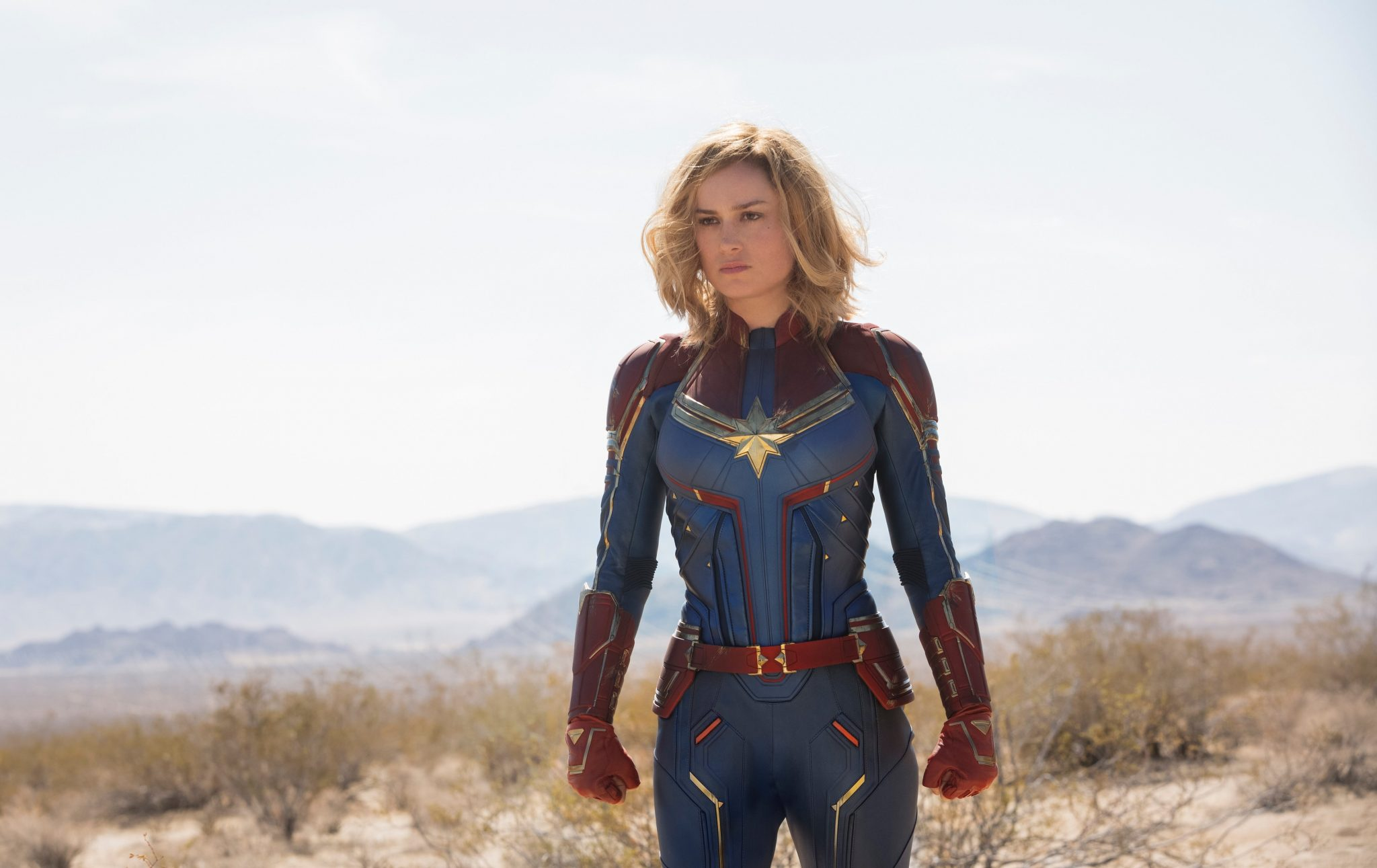 Marvel Studios' Captain Marvel at the El Capitan