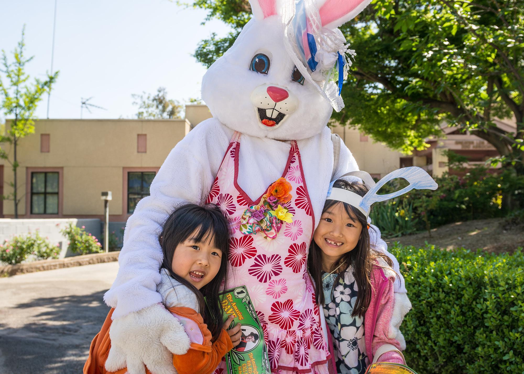 Big Bunny Spring Fling