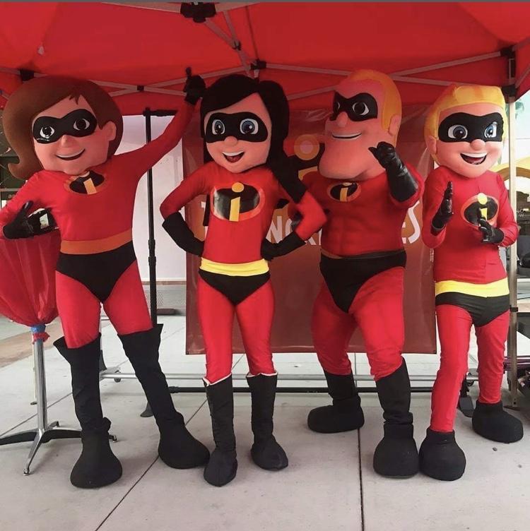 Incredibles Party at Da Gootz