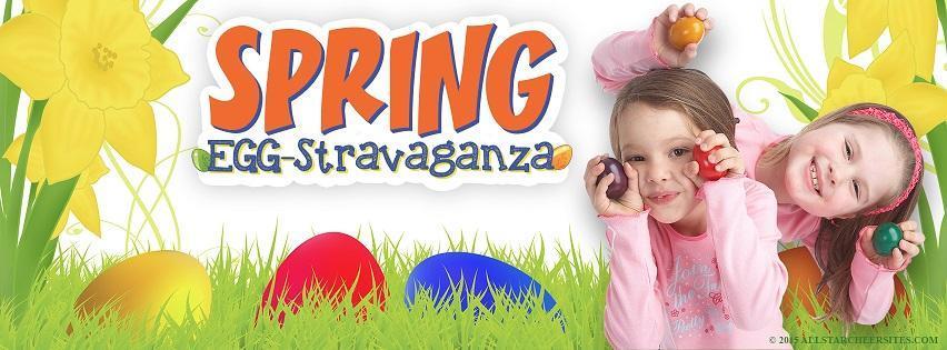 Spring Egg-stravaganza