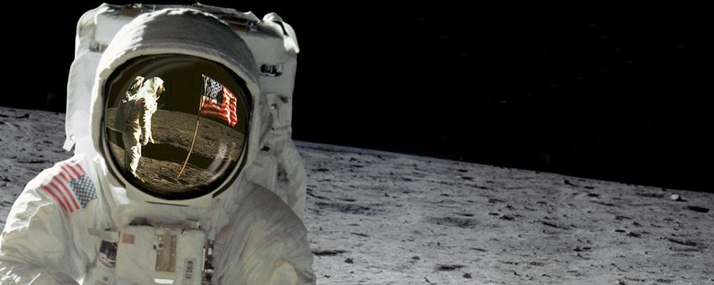 Apollo 11: One Giant Leap for Mankind Exhibit