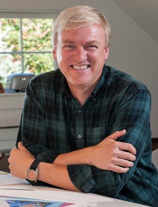 Chris Van Dusen Book Launch