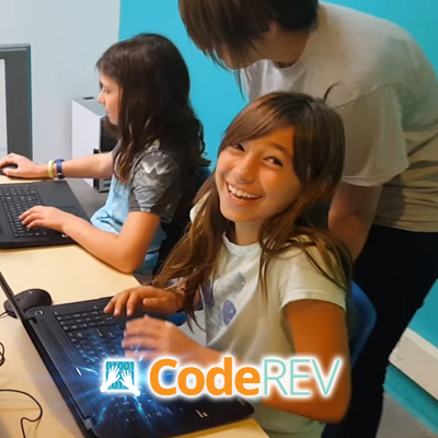 CodeREV Tech Camps