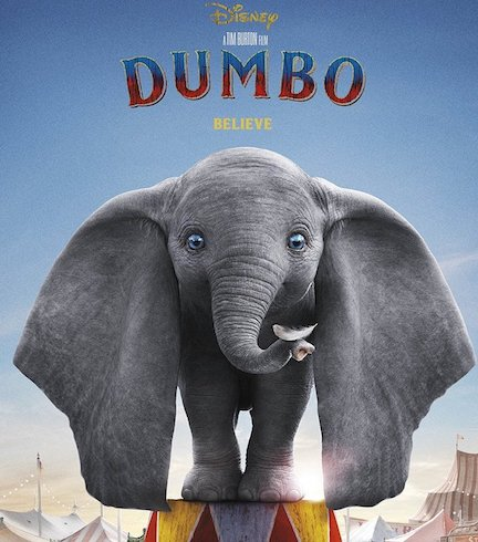 Disney's DUMBO at the El Capitan