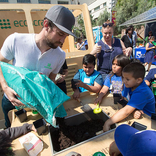 earth day events in la