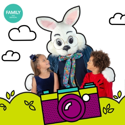 Easter Bunny Photo Time!
