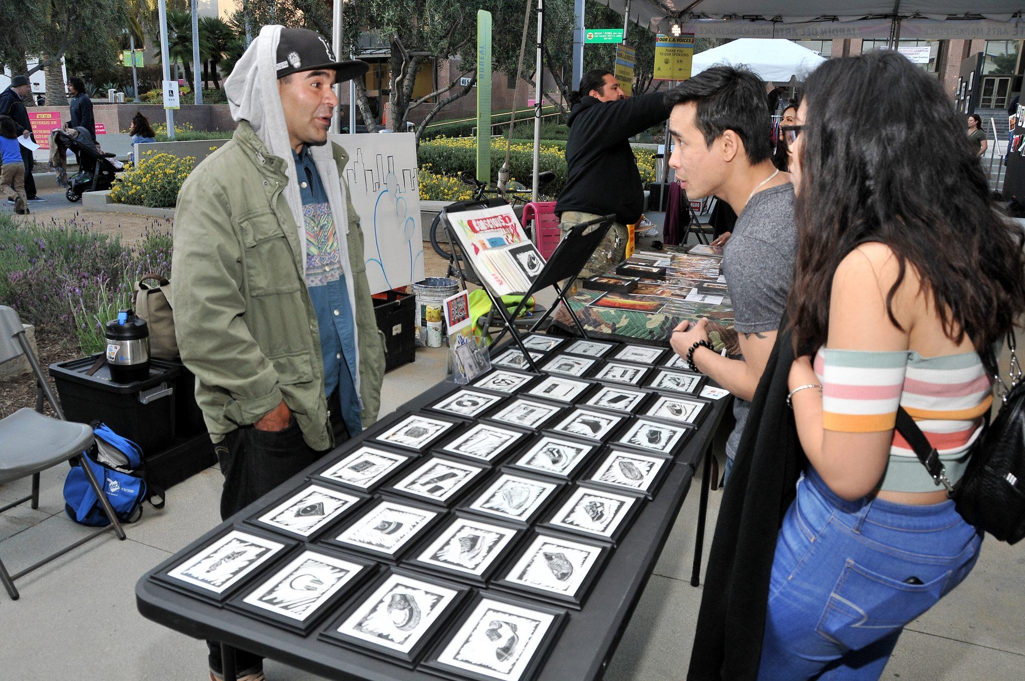 Grand Park's Our L.A. Voices: L.A. Arts Festival