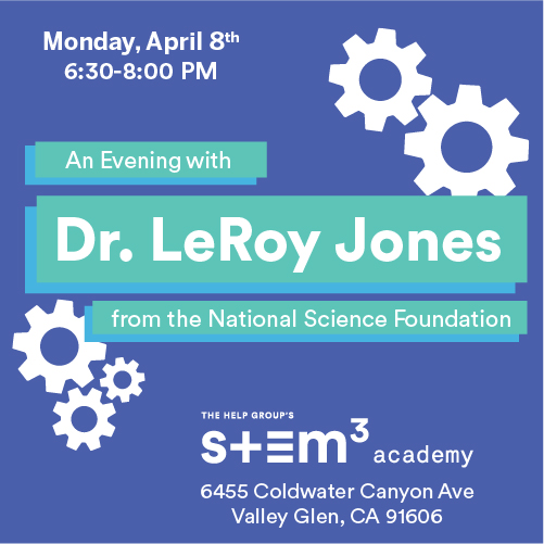 STEM Talk with Dr. Jones from National Science Foundation