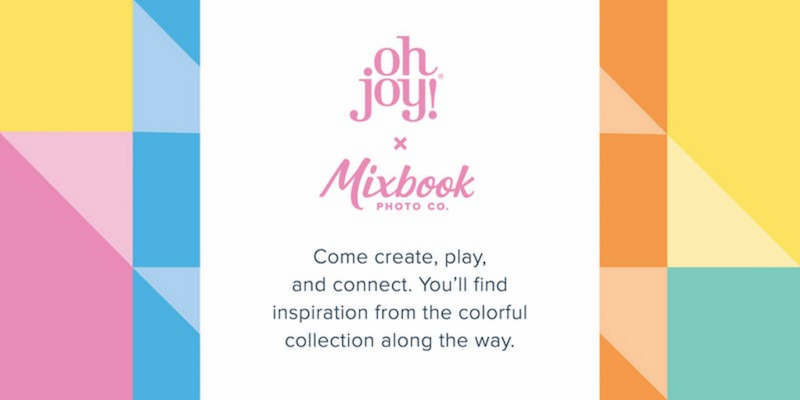 Oh Joy! for Mixbook Launch Party