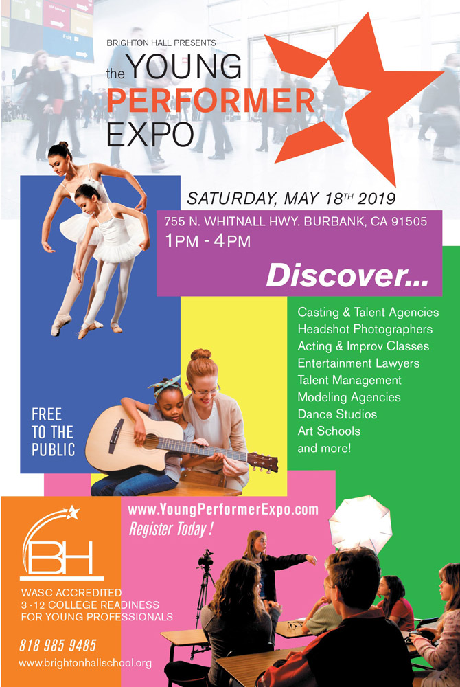Young Performer Expo