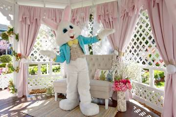 The Annual Bunny Bungalow at The Americana at Brand
