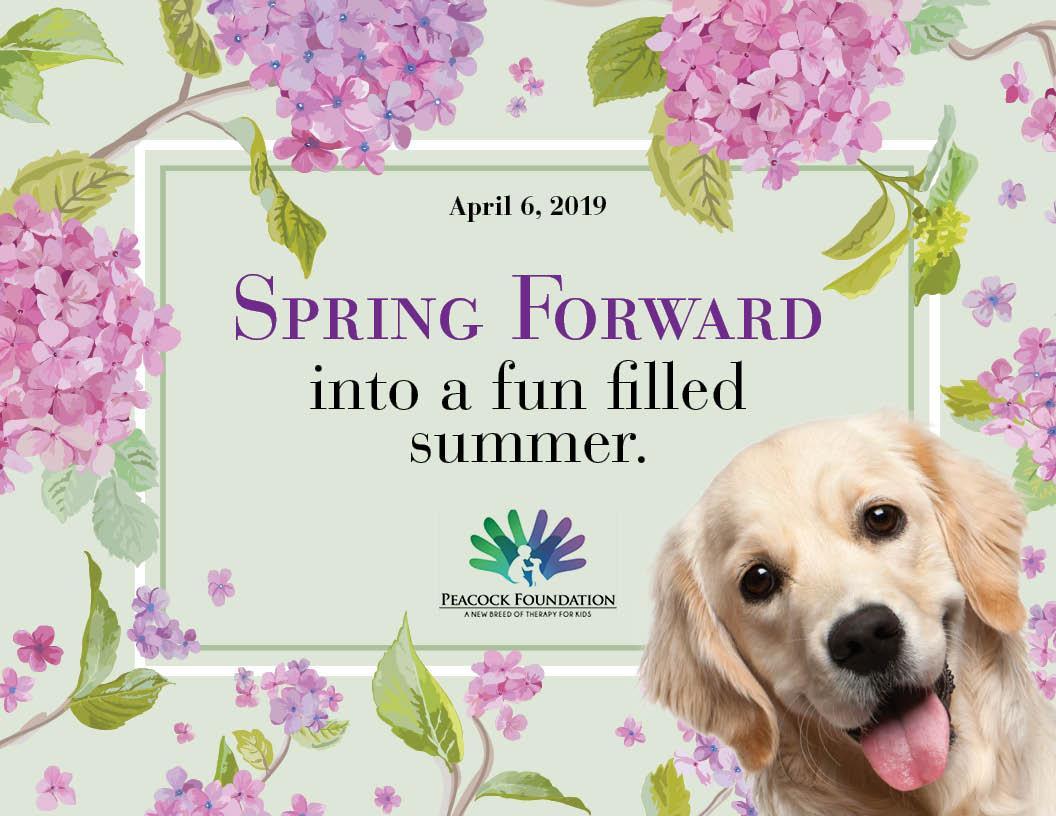 Spring Forward Family FUNdraiser