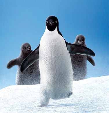"Disneynature's ""Penguins"""