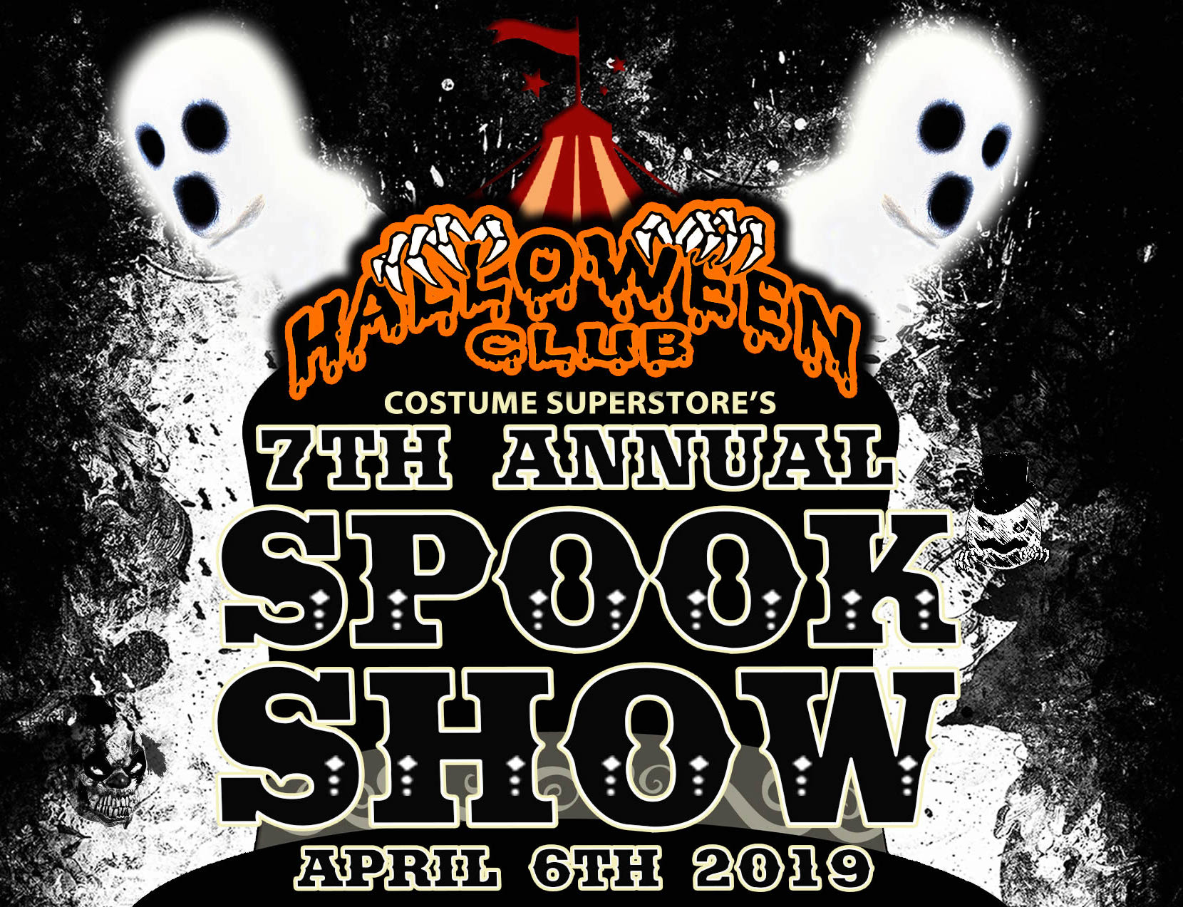 Halloween Club's 7th Annual Spook Show Festival