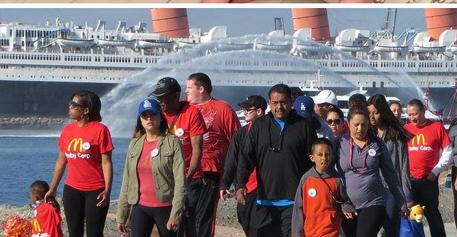 Long Beach Ronald McDonald House Walk for Kids