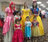 Happy Kids Fair And Costume Party