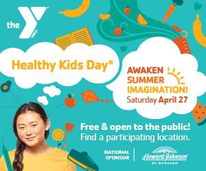 YMCA's Healthy Kids Day