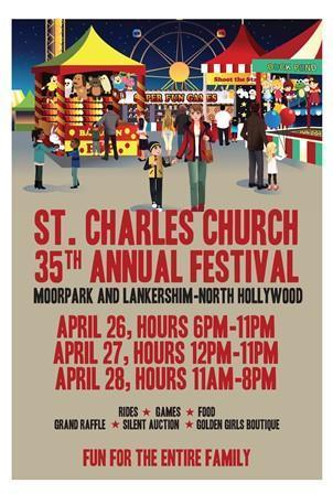 St. Charles Church 35th Annual Festival