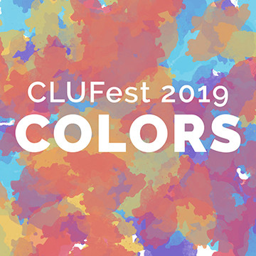 "CLUFest 2019: ""Colors"""