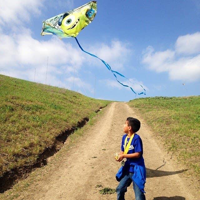 The 9th Annual Kite Festival