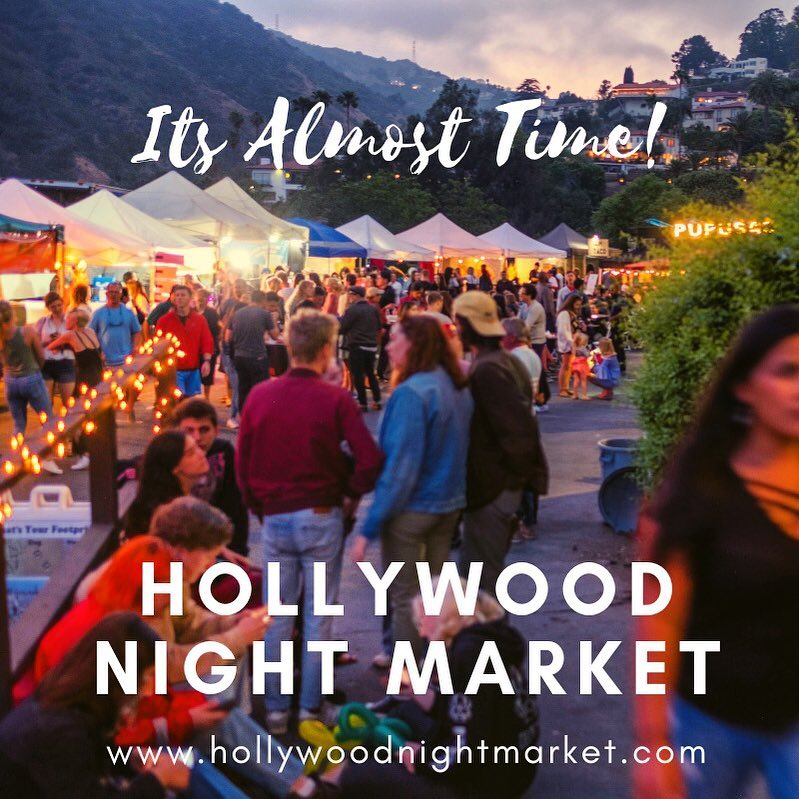 Hollywood Night Market