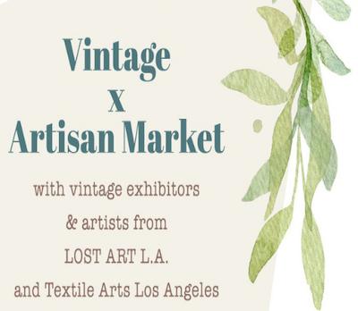 Vintage X Artisan Market
