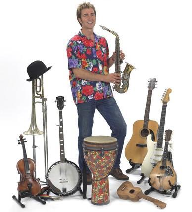 Craig Newton's Amazing Multicultural Music Show