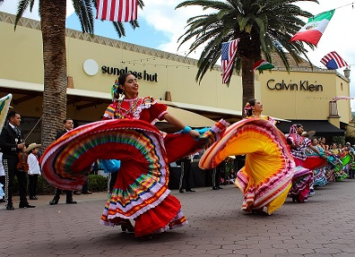 Fiesta de Mayo Celebration