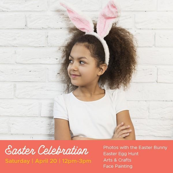 Free Easter Egg Hunt at Baldwin Hills Crenshaw