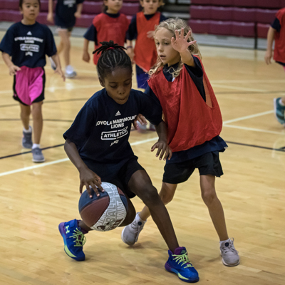 LMU Athletics Summer Sports Camp