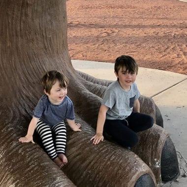 desert family fun