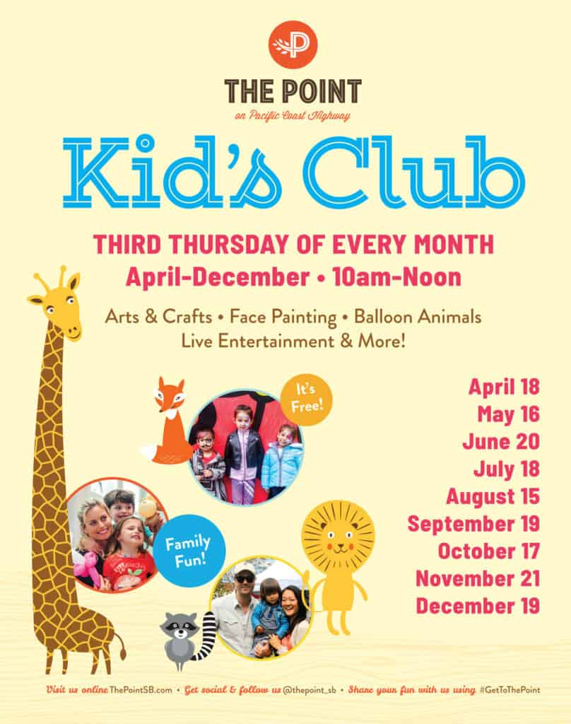 Kids Club at The Point