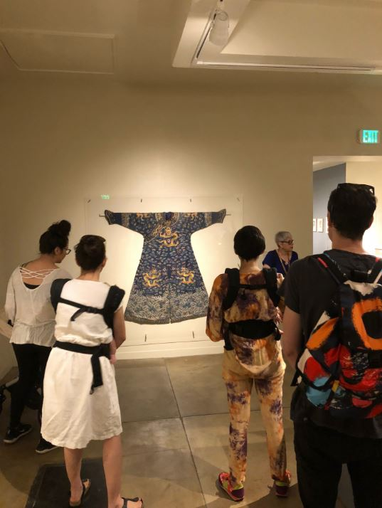 USC Pacific Asia Museum's Baby and Me Tour