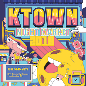 5th Annual KTOWN Night Market