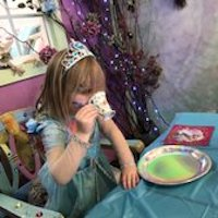 Mommy-n-Me Princess Tea