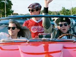 Eat|See|Hear Outdoor Movie: Ferris Bueller's Day Off